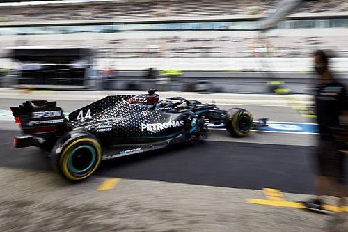 2020 F1 Portuguese Grand Prix qualifying results, full grid lineup