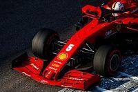 La Ferrari lavora per la gara, ma la coperta è molto corta