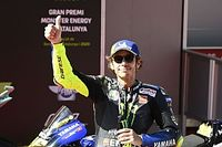 "Stoner: Rossi celebrating top-fives like a win ""sad"""