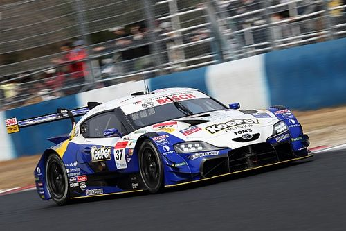 Hirakawa explains pitstop that cost TOM'S Okayama win