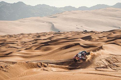 Las dunas más complejas de Arabia Saudí: así será el Dakar 2022