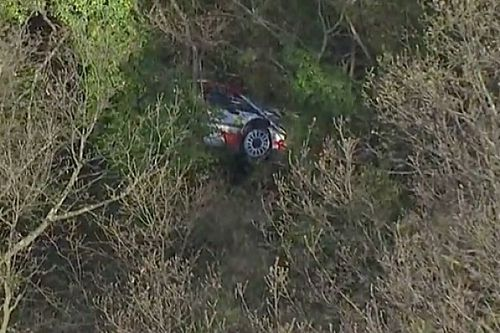 WRC, Rally Croazia: Rovanpera spiega i perché del brutto crash