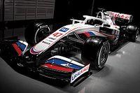哈斯发布2021年赛车和新冠名商