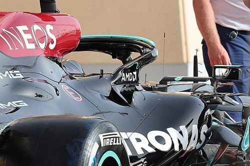 Технический брифинг: что сделали в Mercedes после проблем на тестах