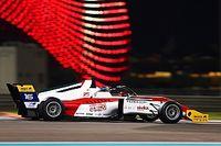 Formule 3 - Le parcours de Beganovic en Asie