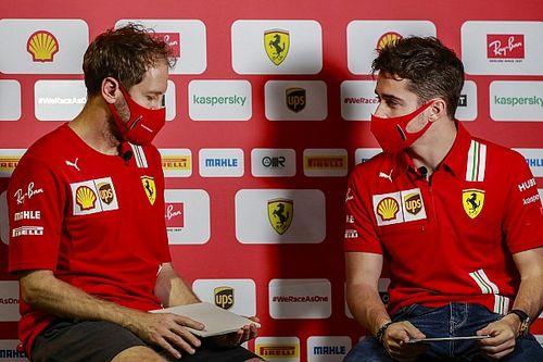 Leclerc: Vettel visszajelzései nagy különbséget jelentettek a pályán