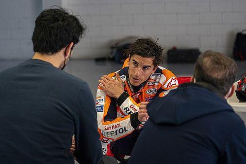 Pesan Khusus Fisioterapis untuk Marquez