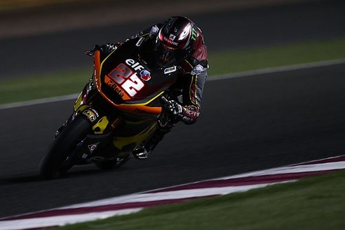 Moto2 Qatar test: Lowes pips Bezzecchi by 0.013s