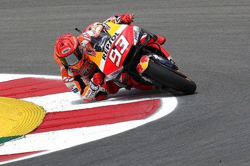 Marquez 'doesn't understand' Portimao MotoGP practice speed