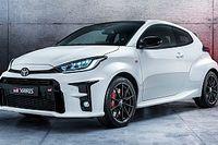 Arriva la GR Yaris Rally Cup: monomarca italiano rally di Toyota