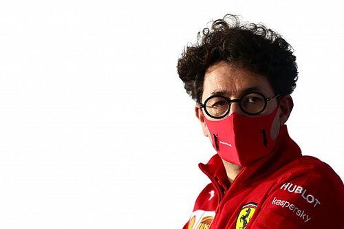 Binotto libéré de son rôle technique par la restructuration de Ferrari