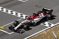 Räikkönen végre a Q2-be kormányozta az Alfa Romeót