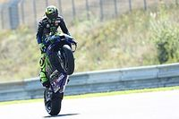 Rossi tras su décimo en calificación: necesitamos suerte para el podio