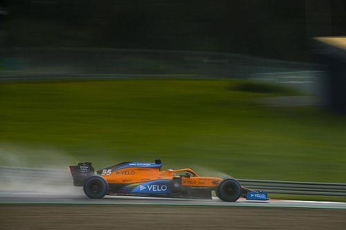 Sainz, con ganas de podio tras su brillante clasificación en Estiria