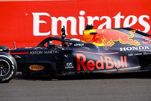 "Verstappen: ""No esperaba la victoria"""