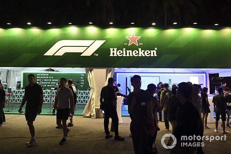 """ビールメーカー""""ハイネケン""""、F1に続きフォーミュラEもスポンサード"""