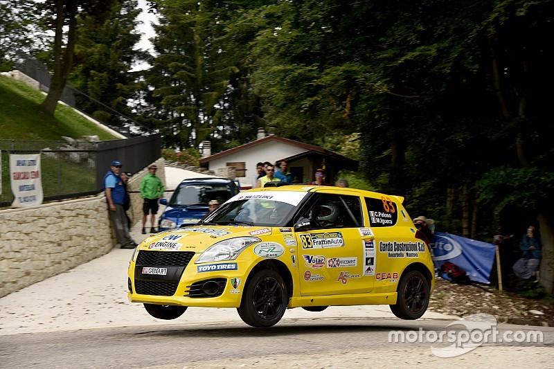Il 54° Rally del Friuli ospita il quarto round della Suzuki Rally Cup