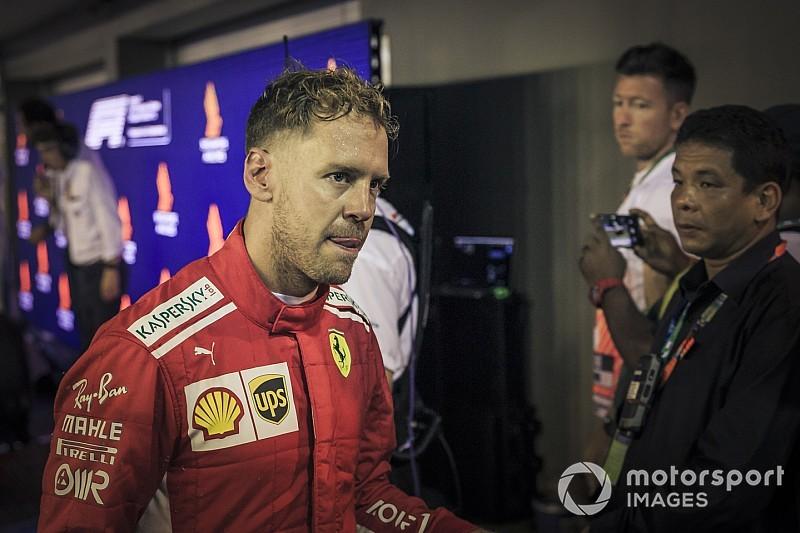 Vettel: Psikoloğa ihtiyacım yok