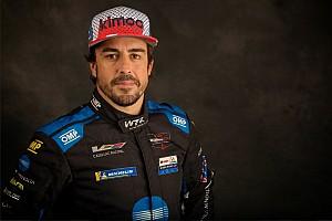 Alonso confirma que hubo contactos para correr en Bathurst