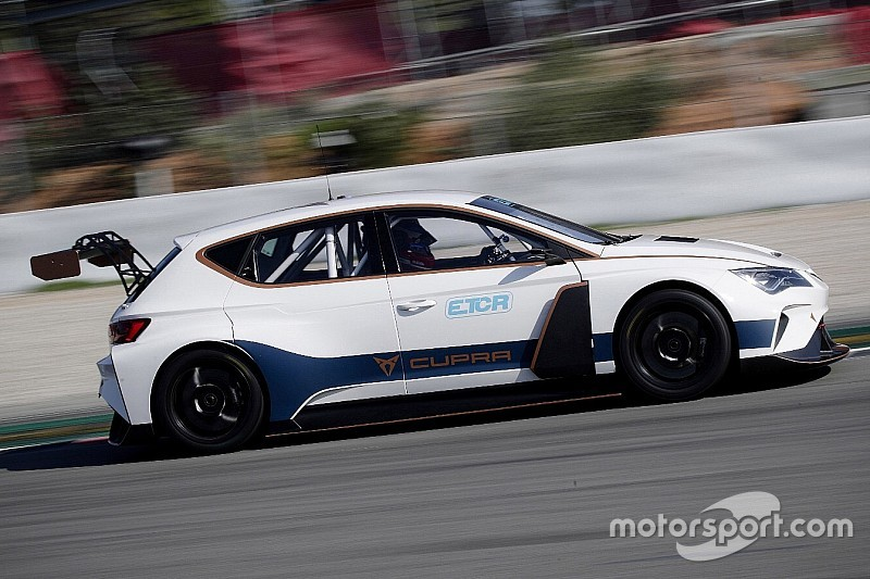 Electric TCR series to launch in 2020