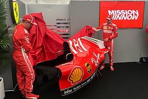 Ferrari: Philip Morris ha lanciato a Suzuka la nuova livrea Mission Winnow