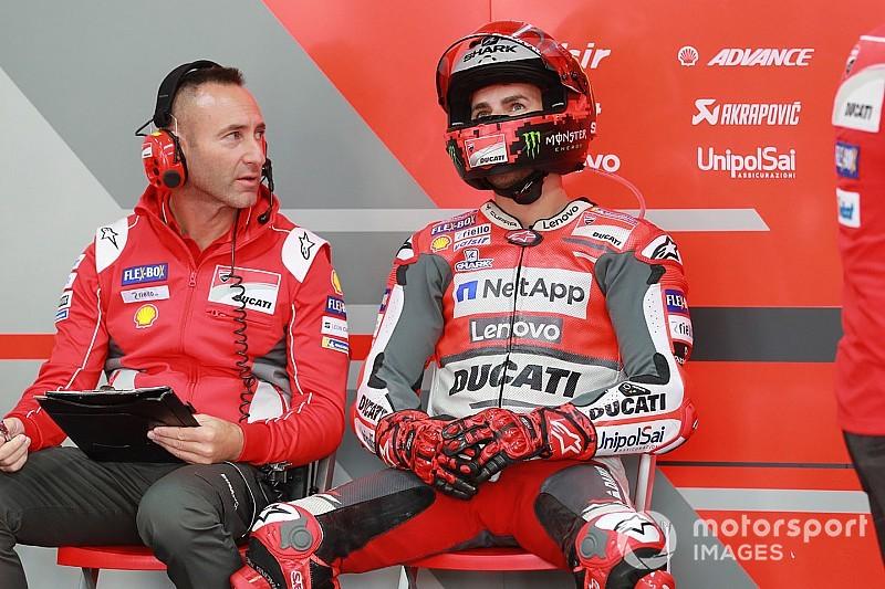 日本GP欠場のロレンソ「怪我の後、トレーニングを始めるのが早すぎたかも」