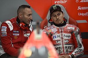 Jorge Lorenzo gesteht: Stand nach Ducati-Aus