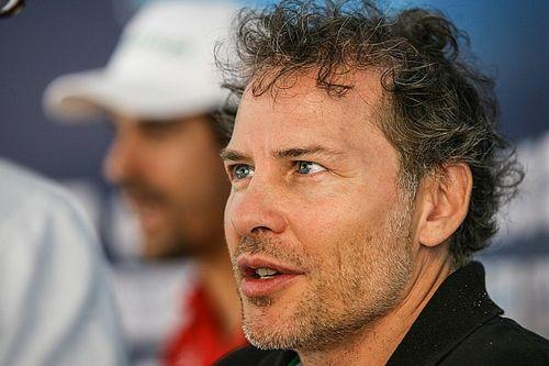Jacques Villeneuve en Championnat italien de GT Endurance