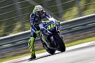 "Rossi ""closer to the limit"" on revised Michelin tyres"