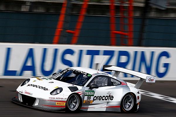 Lausitzring: Herberth-Motorsport mit Start-Ziel-Sieg im GT-Masters