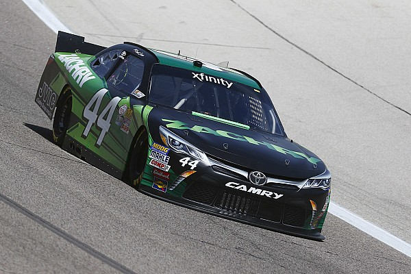 TriStar Motorsports replaces David Starr with J.J. Yeley