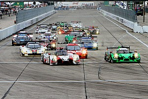 IMSA Preview Teams switch from endurance to sprint mode for California races