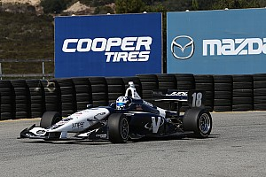 Indy Lights Preview Mazda Road To Indy grids promise tight championship showdowns