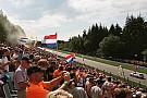 Sfeerbeeld: Belgische GP vanuit de ogen van fans