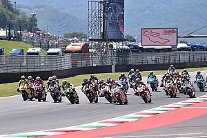 Moto2 Rennbericht Johann Zarco entscheidet haarsträubendes Duell für sich