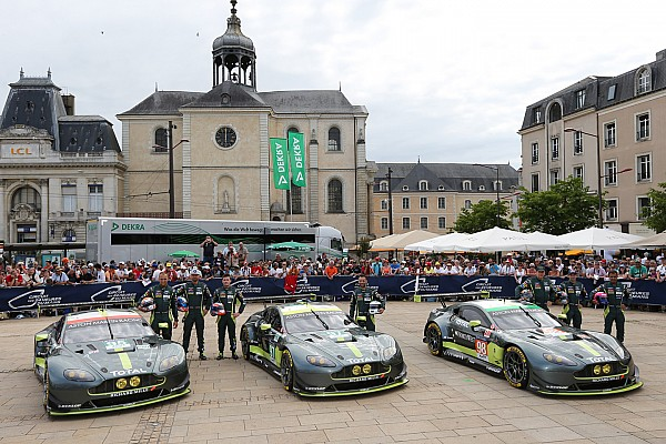 Aston Martin Racing set for 24 Hours of Le Mans