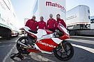 CIV Moto3 Mahindra and Max Biaggi collaborate to field new CIV Moto3 team