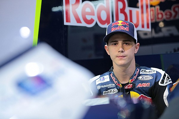 Danny Kent torna in Moto3 per aiutare la KTM con lo sviluppo