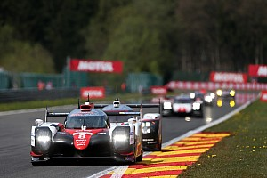 WEC Breaking news WEC unveils 10-car LMP1 field for 2018/19 superseason