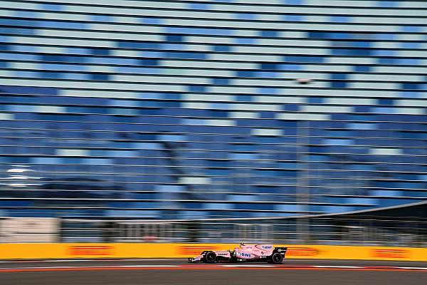 Formule 1 L'hypertendre à nouveau présent en Russie