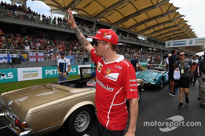 رايكونن: لا جدوى من التفكير حيال ما كان من الممكن تحقيقه في سباق ماليزيا