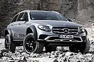 Auto La démesure du Mercedes Classe E All-Terrain 4x4²
