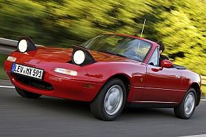 Auto Actualités Photos - Retour sur la Mazda MX-5 NA
