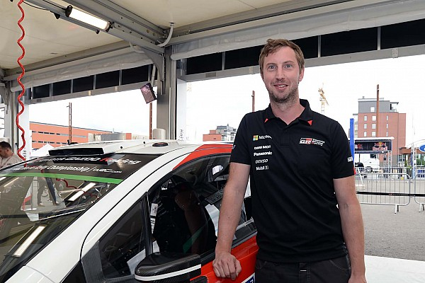 WRC 速報ニュース 【WRC】ダウンフォースは最大2.2G! 開発者が語るトヨタ・ヤリスの