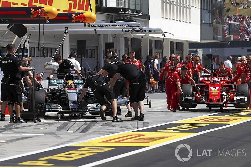 """Hamilton: Ferrari akan jalani balapan yang """"mudah"""""""