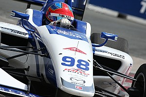 Indy Lights Crónica de Clasificación Herta logró la pole, seguido de Urrutia