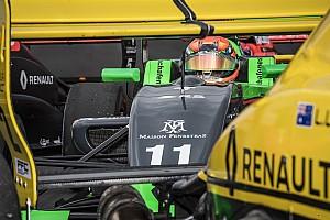 Formule Renault Raceverslag FR2.0 Spa: Eerste race halverwege gestaakt vanwege mist