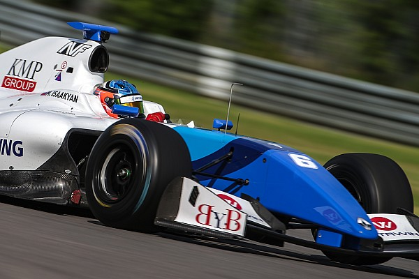 Fórmula V8 3.5 Relato da corrida Fittipaldi se complica na largada em vitória de Isaakyan