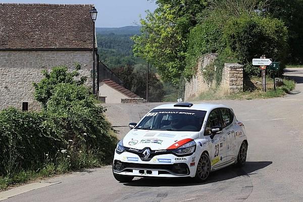 Erster Sieg für den neuen Leader in der Clio R3T Alps Trophy