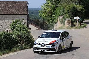Schweizer markenpokale Rennbericht Erster Sieg für den neuen Leader in der Clio R3T Alps Trophy